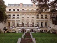 The Park Hyatt Hotel