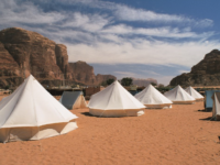 Wadi Rum Camping