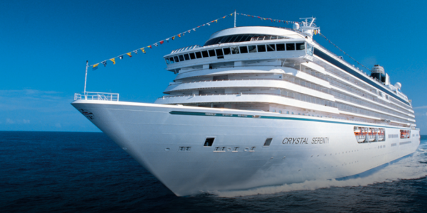 Crystal Serenity Cruise