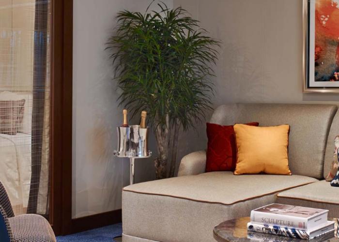 Penthouse Spa Suite Loung