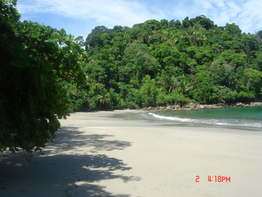 Manuel Antonio National Beach