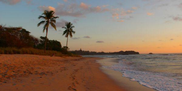 Playa Pelada Sunset