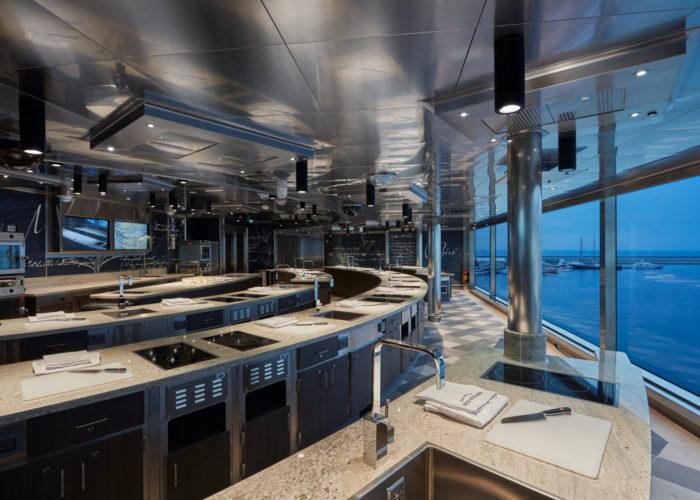 EXP Culinary Arts Kitchen