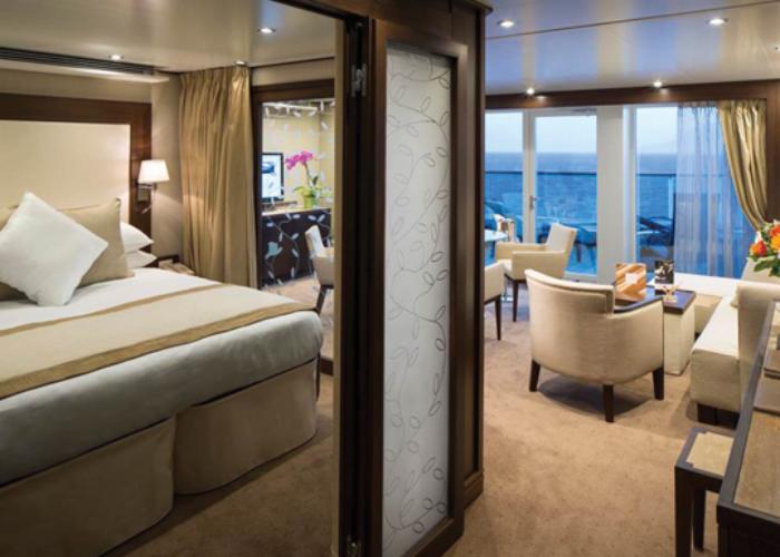 Penthouse Spa Suite