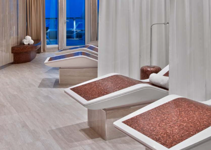 Spa Relaxtion Areas