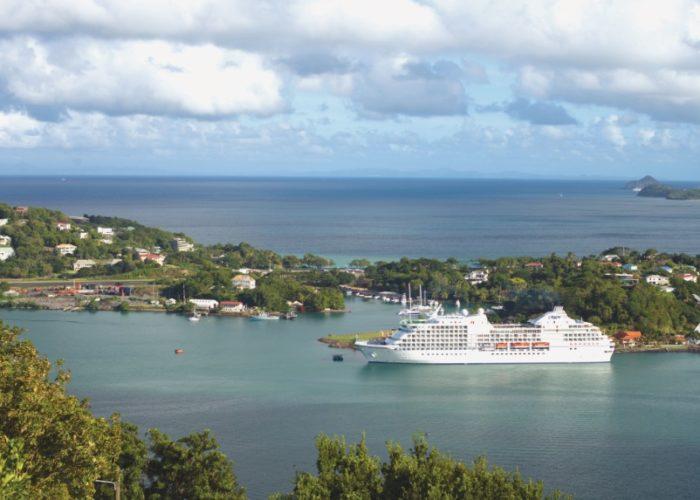 v St Lucia